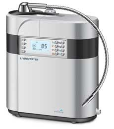 This is the Vollara Living Water Machine